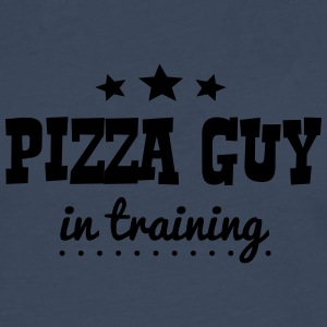 pizza guy in training - T-shirt manches longues Premium Homme