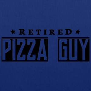 retired pizza guy - Tote Bag
