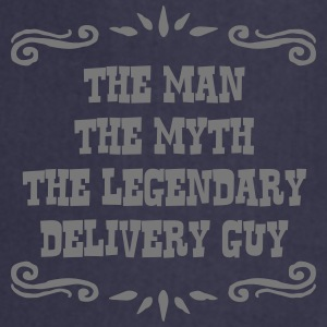 delivery guy the man myth legendary lege - Cooking Apron
