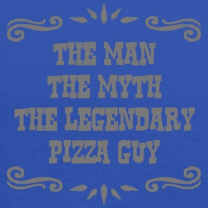 pizza guy the man myth legendary legend - Women's Tank Top by Bella