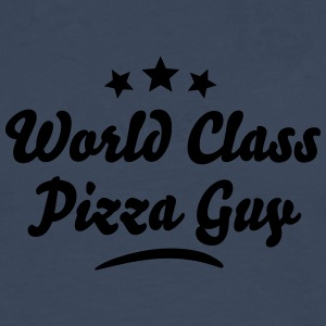world class pizza guy stars - T-shirt manches longues Premium Homme