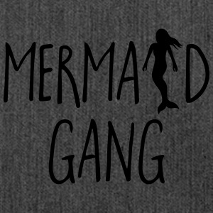 Mermaid Gang Funny Quote Sweat-shirts - Sac bandoulière 100 % recyclé