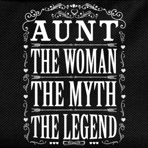 Aunt The Legend... T-Shirts - Kids' Backpack