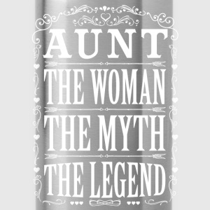 Aunt The Legend... Hoodies & Sweatshirts - Water Bottle