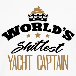 worlds shittest yacht captain - Men's Premium Longsleeve Shirt