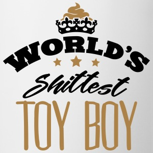 worlds shittest toy boy - Mug