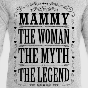 Mammy The Legend... T-Shirts - Men's Sweatshirt by Stanley & Stella