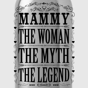 Mammy The Legend... T-Shirts - Water Bottle