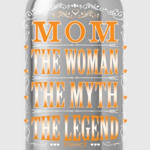 Mom The Legend... T-Shirts - Water Bottle