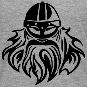 viking face Hoodies & Sweatshirts - Men's Premium Longsleeve Shirt