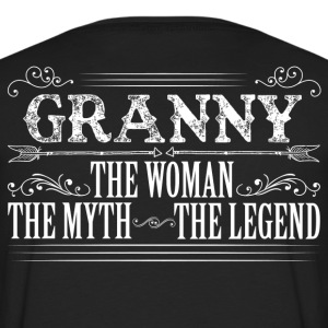 Granny The Legend... T-Shirts - Men's Premium Longsleeve Shirt
