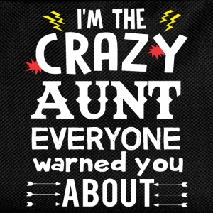 I am the Crazy Aunt!! T-Shirts - Kids' Backpack