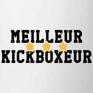Kickboxing / Kick-Boxeur / Kick Boxing / Kick-Boxing Tabliers - Tasse