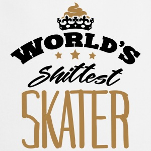 worlds shittest skater - Cooking Apron