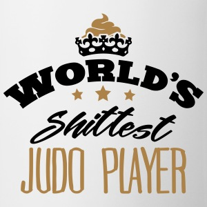 worlds shittest judo player - Mug