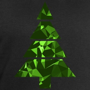 Christmas Tree (Low Poly) T-Shirts - Men's Sweatshirt by Stanley & Stella