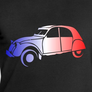 voiture vintage - Sweat-shirt Homme Stanley & Stella