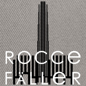 ROCCeFÄLLeR T-Shirts - Snapback Cap