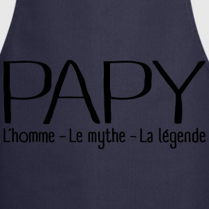 Papy Légende Sweat-shirts - Tablier de cuisine