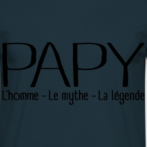 Papy Légende Sweat-shirts - T-shirt Homme
