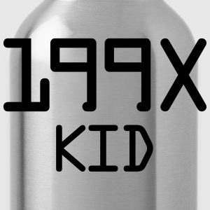 1919X Kid Camisetas - Cantimplora