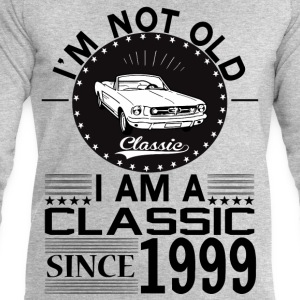 Classic since 1999 T-Shirts - Men's Sweatshirt by Stanley & Stella