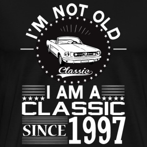 Classic since 1997 Hoodies & Sweatshirts - Men's Premium T-Shirt