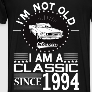 Classic since 1994 Hoodies & Sweatshirts - Men's Premium T-Shirt