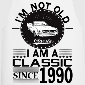 Classic since 1990 T-Shirts - Cooking Apron