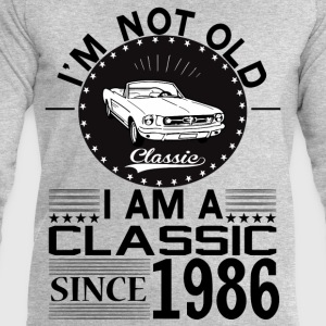 Classic since 1986 T-Shirts - Men's Sweatshirt by Stanley & Stella