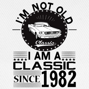 Classic since 1982 T-Shirts - Baseball Cap