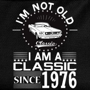 Classic since 1976 Hoodies & Sweatshirts - Kids' Backpack