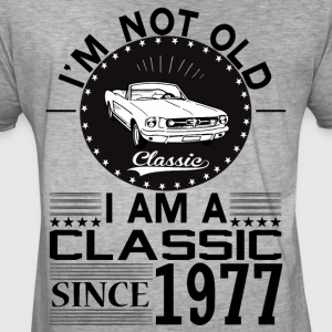 Classic since 1977 Hoodies & Sweatshirts - Men's Vintage T-Shirt
