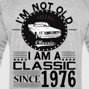 Classic since 1976 T-Shirts - Men's Sweatshirt by Stanley & Stella