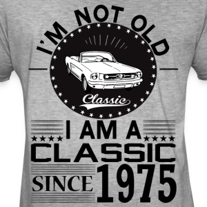 Classic since 1975 Hoodies & Sweatshirts - Men's Vintage T-Shirt