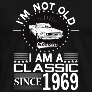 Classic since 1969 Hoodies & Sweatshirts - Men's Premium T-Shirt