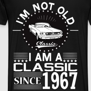 Classic since 1967 Hoodies & Sweatshirts - Men's Premium T-Shirt