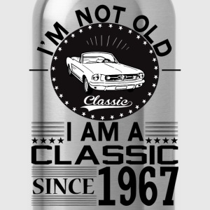 Classic since 1967 T-Shirts - Water Bottle
