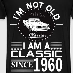 Classic since 1960 Hoodies & Sweatshirts - Men's Premium T-Shirt