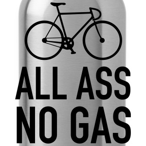 All Ass - No Gas T-shirts - Drikkeflaske