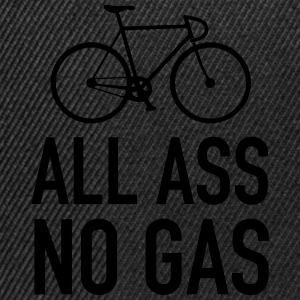All Ass - No Gas T-shirts - Snapback cap