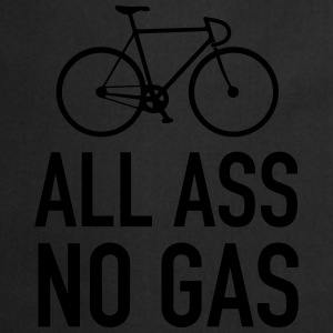 All Ass - No Gas Koszulki - Fartuch kuchenny