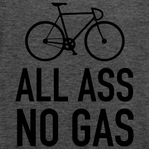 All Ass - No Gas T-shirts - Dame tanktop fra Bella