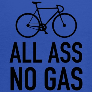 All Ass - No Gas T-shirts - Vrouwen tank top van Bella