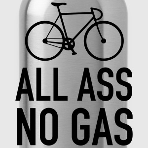 All Ass - No Gas T-shirts - Vattenflaska