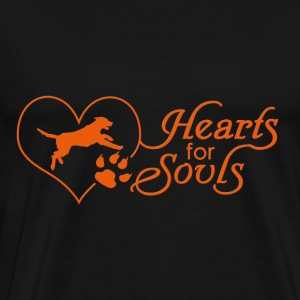 Hearts for Souls Pullover & Hoodies - Männer Premium T-Shirt