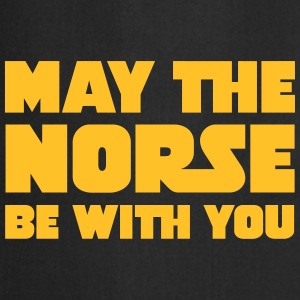 May The Norse Be With You T-skjorter - Kokkeforkle