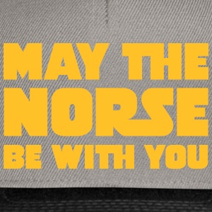 May The Norse Be With You T-shirts - Snapbackkeps