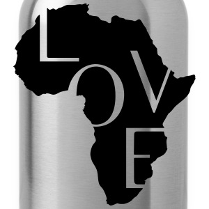LOVE AFRIKA  T-Shirts - Trinkflasche