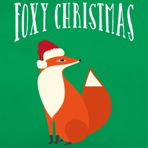 Foxy Christmas T-Shirts - Retro Bag
